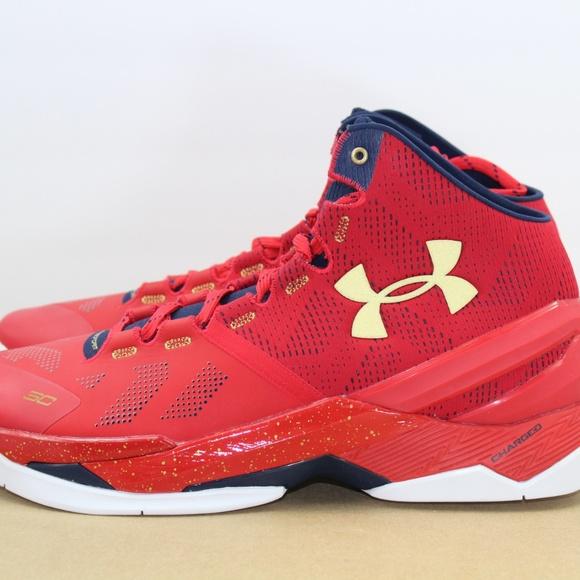 Under Armour Stephen Curry 2 Basketball